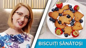 Biscuiți cu unt de arahide sănătoși, pentru copii