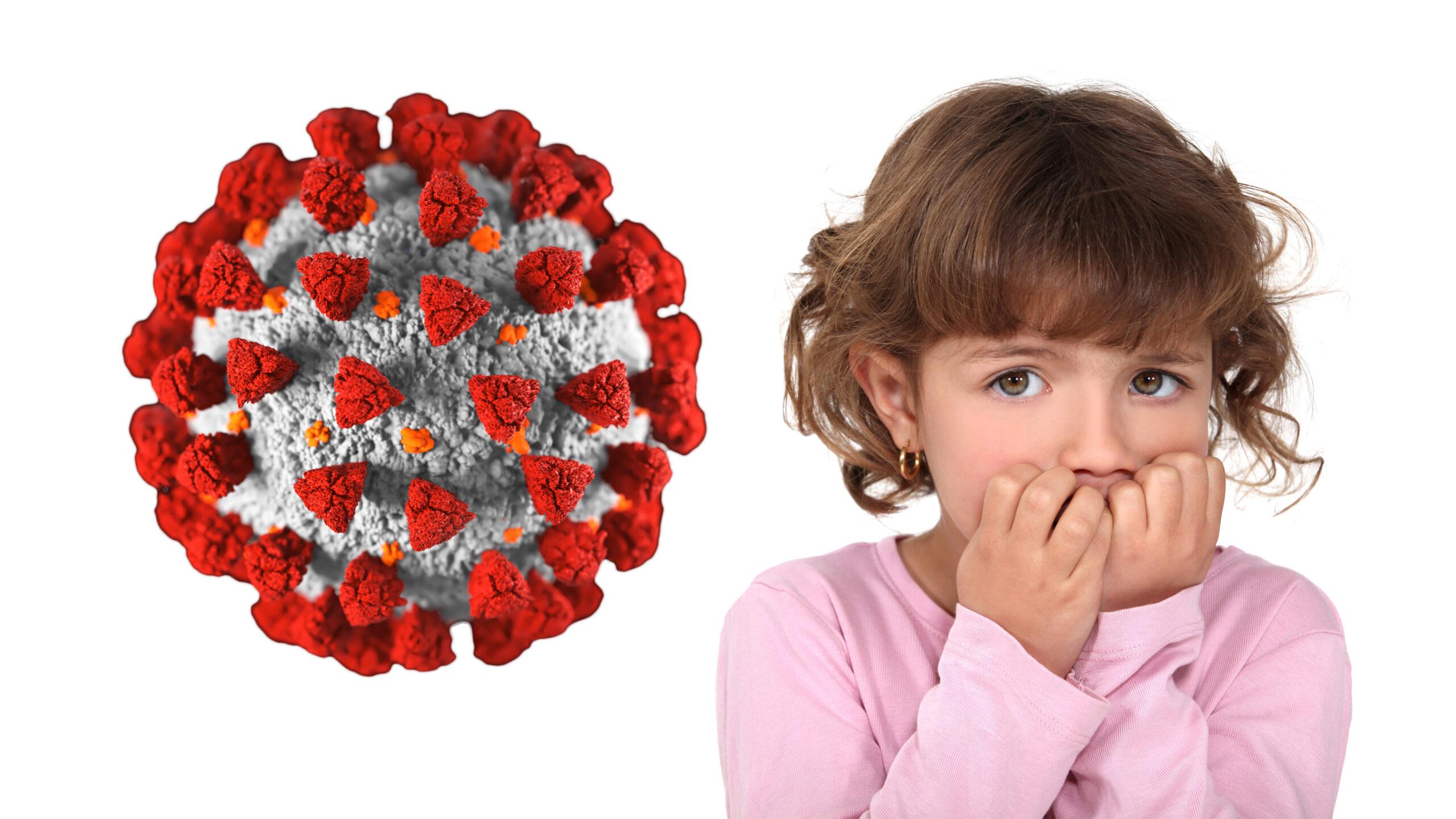 Riscul de Coronavirus (COVID-19) la copii