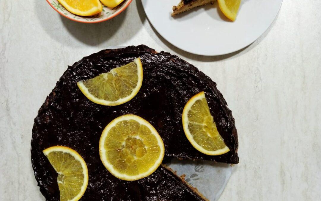 Prăjitură cu Portocale Care nu Îngrașă