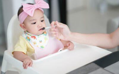 Alimente Bogate În Fier Pentru Copii și Bebeluși