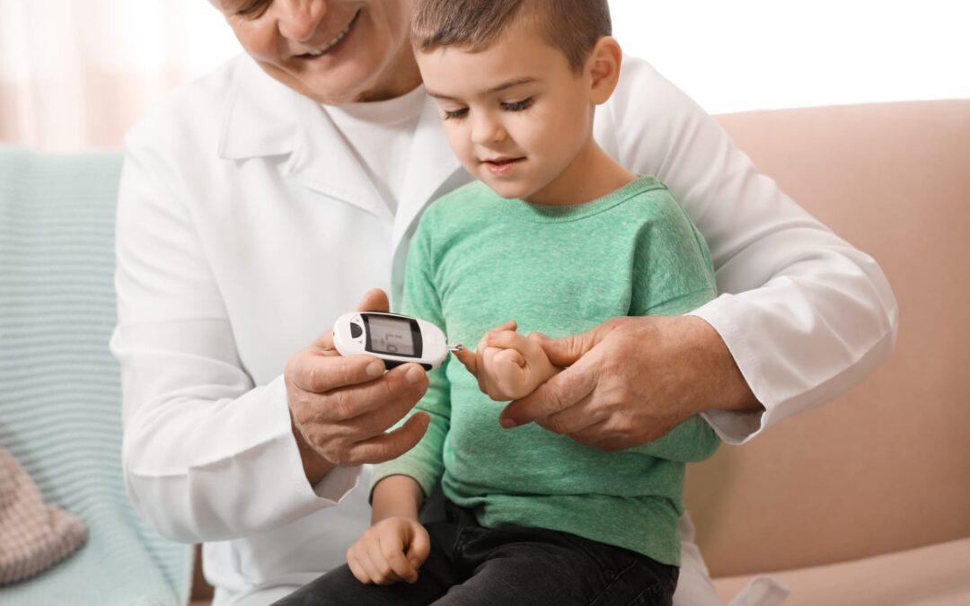 Glicemia normală la copii sănătoși