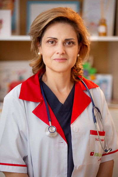 Elena Alexandru - Kilostop Junior