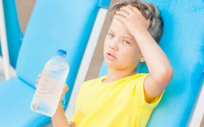 Deshidratarea la copii: cauze, simptome, tratament