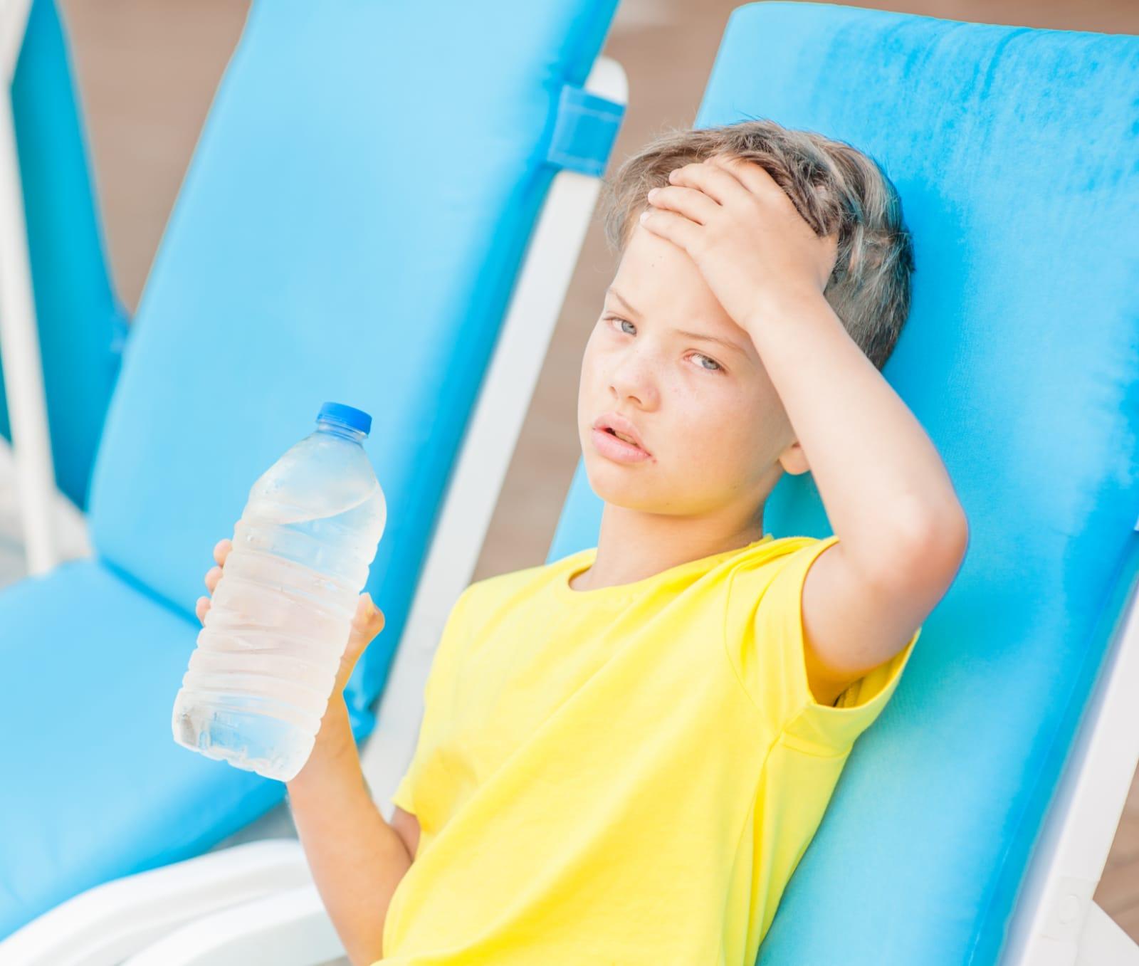 Deshidratare la copii