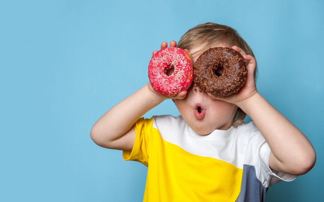 Cum Reduci Pofta de Dulce La Copii