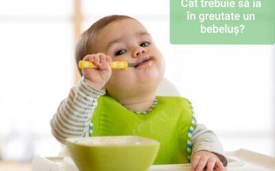 Dr. Gabriela Brînză-Cât trebuie să ia în greutate bebelușul