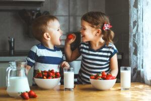 Vitamine necesare pentru copii